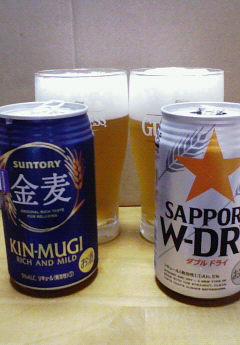 第四のビール対決