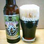 エチゴビールチョコレートビール